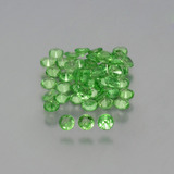 thumb image of 2ct Diamond-Cut Green Tsavorite Garnet (ID: 398590)
