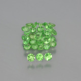 thumb image of 1.6ct Diamond-Cut Green Tsavorite Garnet (ID: 398618)