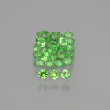 thumb image of 1.3ct Diamond-Cut Green Tsavorite Garnet (ID: 398623)