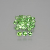 thumb image of 1.4ct Diamond-Cut Green Tsavorite Garnet (ID: 398626)