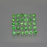 thumb image of 2.3ct Diamond-Cut Green Tsavorite Garnet (ID: 399781)