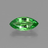 thumb image of 1.1ct Marquise Facet Green Tsavorite Garnet (ID: 415353)
