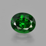 thumb image of 1.6ct Oval Facet Green Tsavorite Garnet (ID: 415736)
