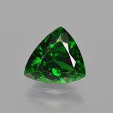 thumb image of 1.6ct Trillion Facet Green Tsavorite Garnet (ID: 415745)