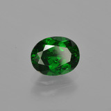 1.12 ct Ovale sfaccettato Verde foresta Granato tsavorite Gem 7.00 mm x 5.6 mm (Photo B)