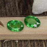 thumb image of 0.9ct Oval Facet Green Tsavorite Garnet (ID: 467943)
