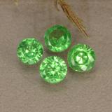 thumb image of 1ct Diamond-Cut Green Tsavorite Garnet (ID: 473234)
