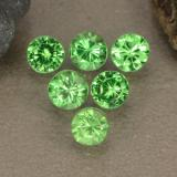 thumb image of 1.2ct Diamond-Cut Green Tsavorite Garnet (ID: 473805)