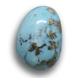 thumb image of 3.2ct Fancy Cabochon Blue Turquoise (ID: 458503)