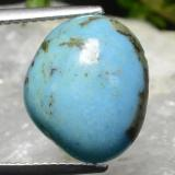thumb image of 4.4ct Fancy Cabochon Blue Turquoise (ID: 473207)