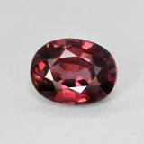 thumb image of 3.2ct Oval Facet Rose Pink Zircon (ID: 374883)