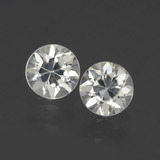 thumb image of 3ct Diamond-Cut White Zircon (ID: 405462)