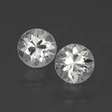 thumb image of 1.7ct Diamond-Cut Warm White Zircon (ID: 405470)