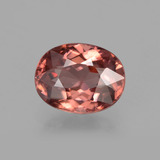 thumb image of 3ct Oval Facet Rose Pink Zircon (ID: 406739)