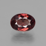 thumb image of 2.9ct Oval Facet Rose Pink Zircon (ID: 407404)