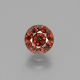 thumb image of 1.3ct Round Facet Rose Pink Zircon (ID: 429757)