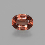 thumb image of 0.9ct Oval Facet Rose Pink Zircon (ID: 429831)