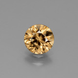 thumb image of 1.7ct Diamond-Cut Golden Zircon (ID: 432377)