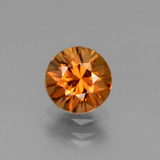 thumb image of 1.6ct Diamond-Cut Golden Zircon (ID: 437073)
