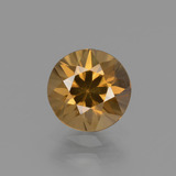 thumb image of 1.6ct Diamond-Cut Golden Zircon (ID: 437249)