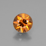 thumb image of 1.2ct Diamond-Cut Golden Zircon (ID: 438592)
