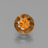 thumb image of 1.8ct Diamond-Cut Golden Orange Zircon (ID: 442373)
