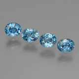 thumb image of 2.4ct Oval Facet Blue Zircon (ID: 444599)