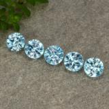 thumb image of 2.4ct Diamond-Cut Blue Zircon (ID: 480985)